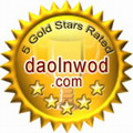Awarded 5 star's on Daolnwod.com