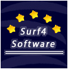 Awarded 5 star's on Surf 4 Software